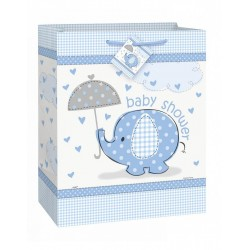 Baby Shower blue tasje