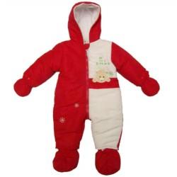 Heerlijk warme snowsuit voor baby's My First Christmas
