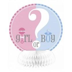 Boy or Girl tafeldeco