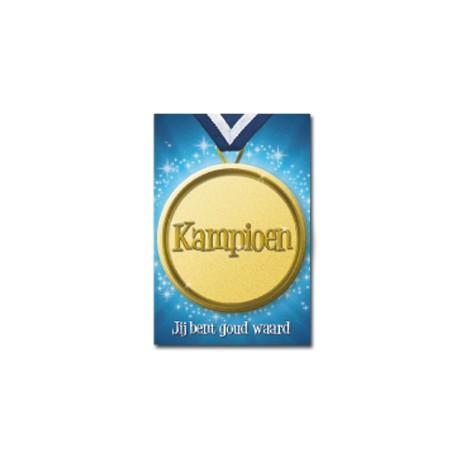 Button card Kampioen