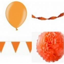 Decoratiepakket Oranje