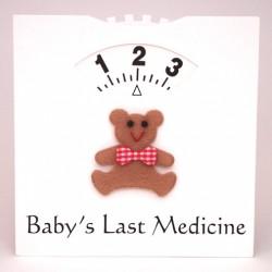 Baby's Last Medicine kaart