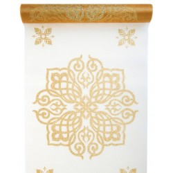 Tafelloper Oriental goud