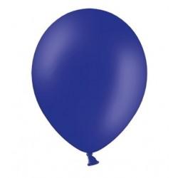 Ballonnen klein, 12 cm extra sterk voor helium of lucht per 10, 20, 50 of 100 stuks pastel royal blue
