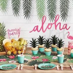 Hele bijzondere Aloha tropical slinger