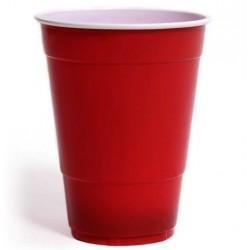 Pak met 25 American Red Cups