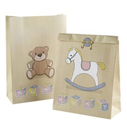 Rock-a-bye Baby goodie bags