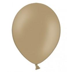 Ballonnen 30 cm extra sterk voor helium of lucht per 10, 20, 50 of 100 stuks pastel cappucino