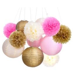 Blossom Deluxe decoratie set