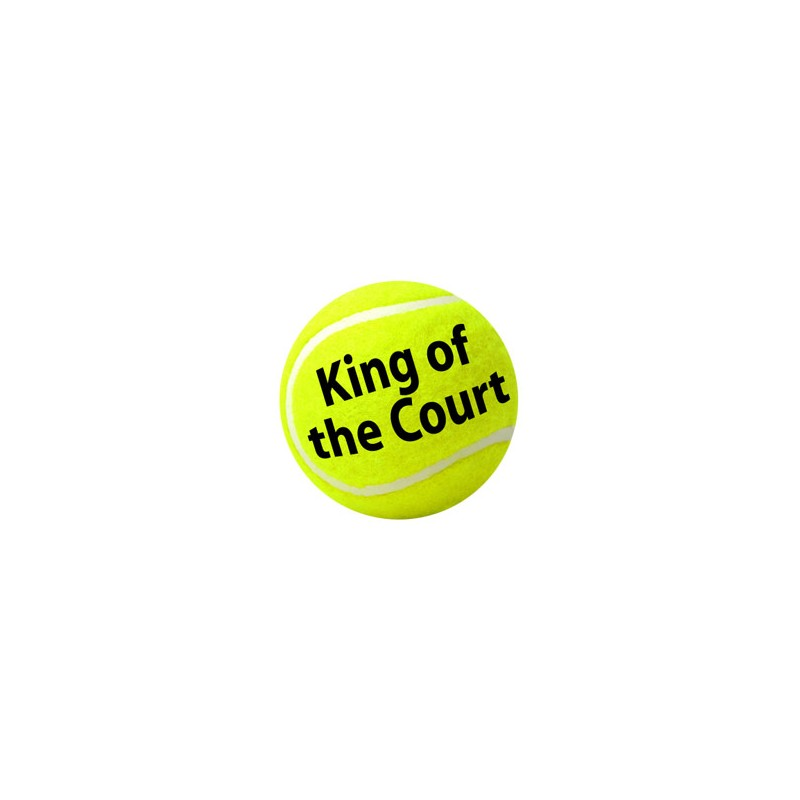 how to play king of the court tennis