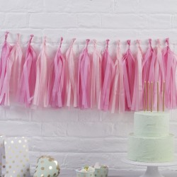 Tassel slinger kit roze