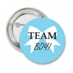 Button Team Boy strik