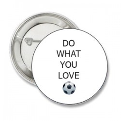 Button do what you love