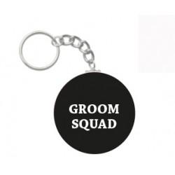 Sleutelhanger groom squad