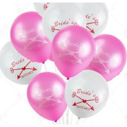 Ballonnen Bride's Bitches