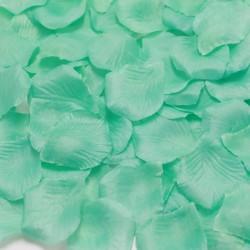 Aantrekkelijk geprijsd pak met 1000 rozenblaadjes mint