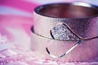 Originele manieren om trouwringen te bewaren en te presenteren