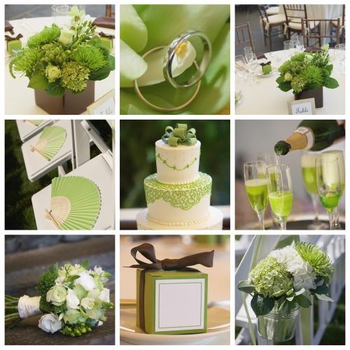 Groen: dé trend kleur en misschien ook voor jouw feest!