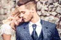 Welke stijl kiest de bruidegom: modieus, eigenzinnig of tijdloos traditioneel?